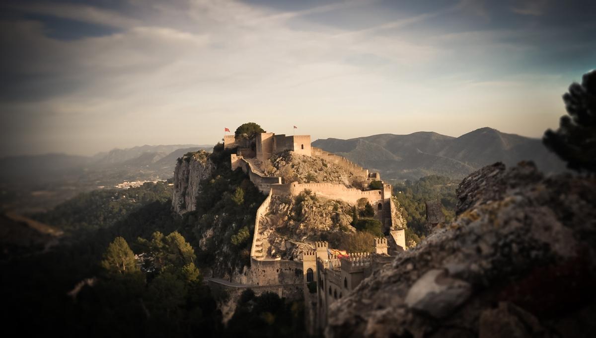 Castillo Xativa