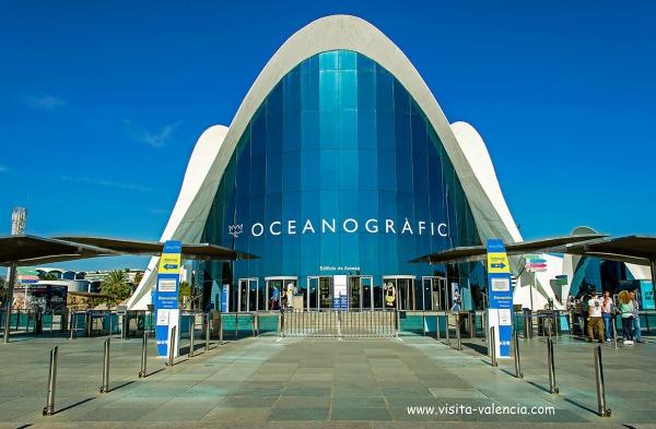 Bioparc y Oceanogràfic