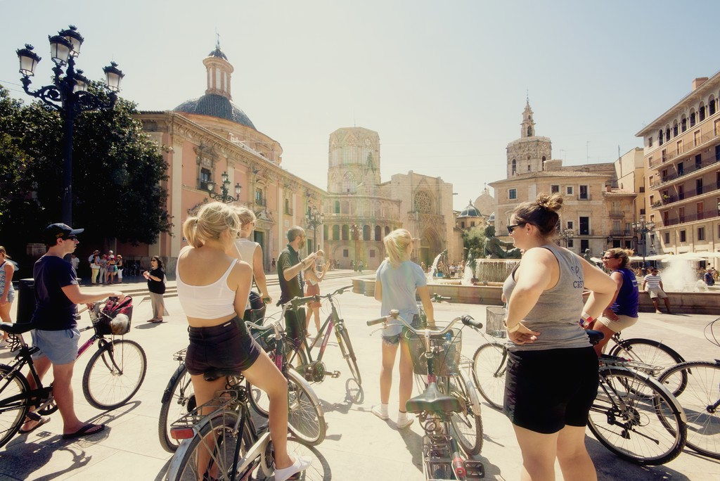 Valencia City Tour in Bike - Bike Tour- Valencia-Visita