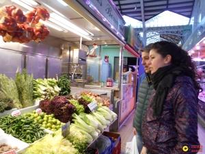 Visita mercado valencia