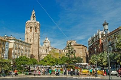 Centro Histórico Valencia