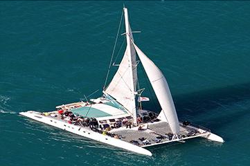 paseo catamaran en valencia