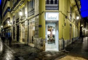 Federal Café, de tapas por Valencia