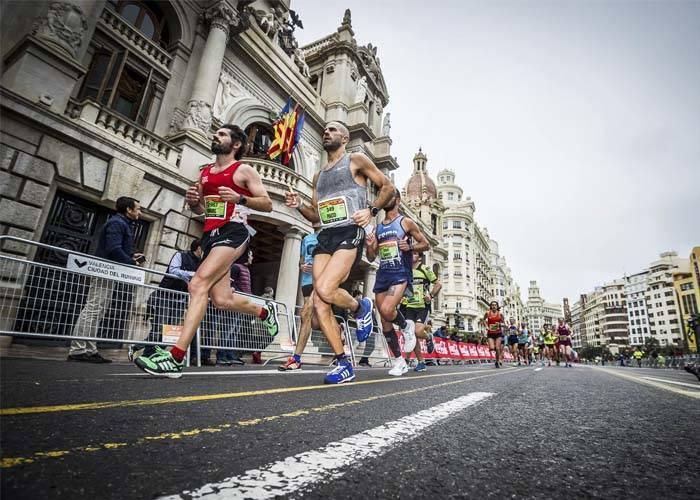 Maratona di Valencia iscrizioni
