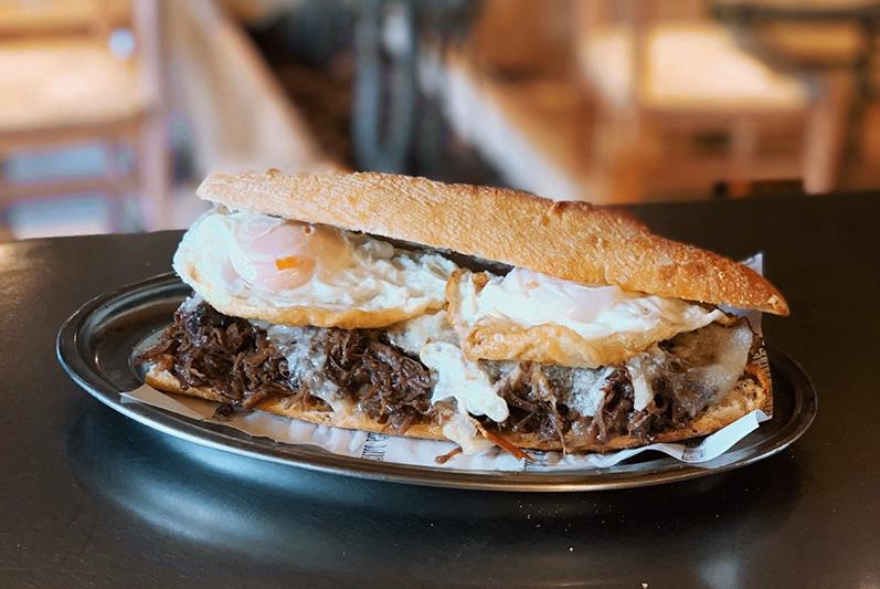 Almuerzo Valencia Bar Mistela
